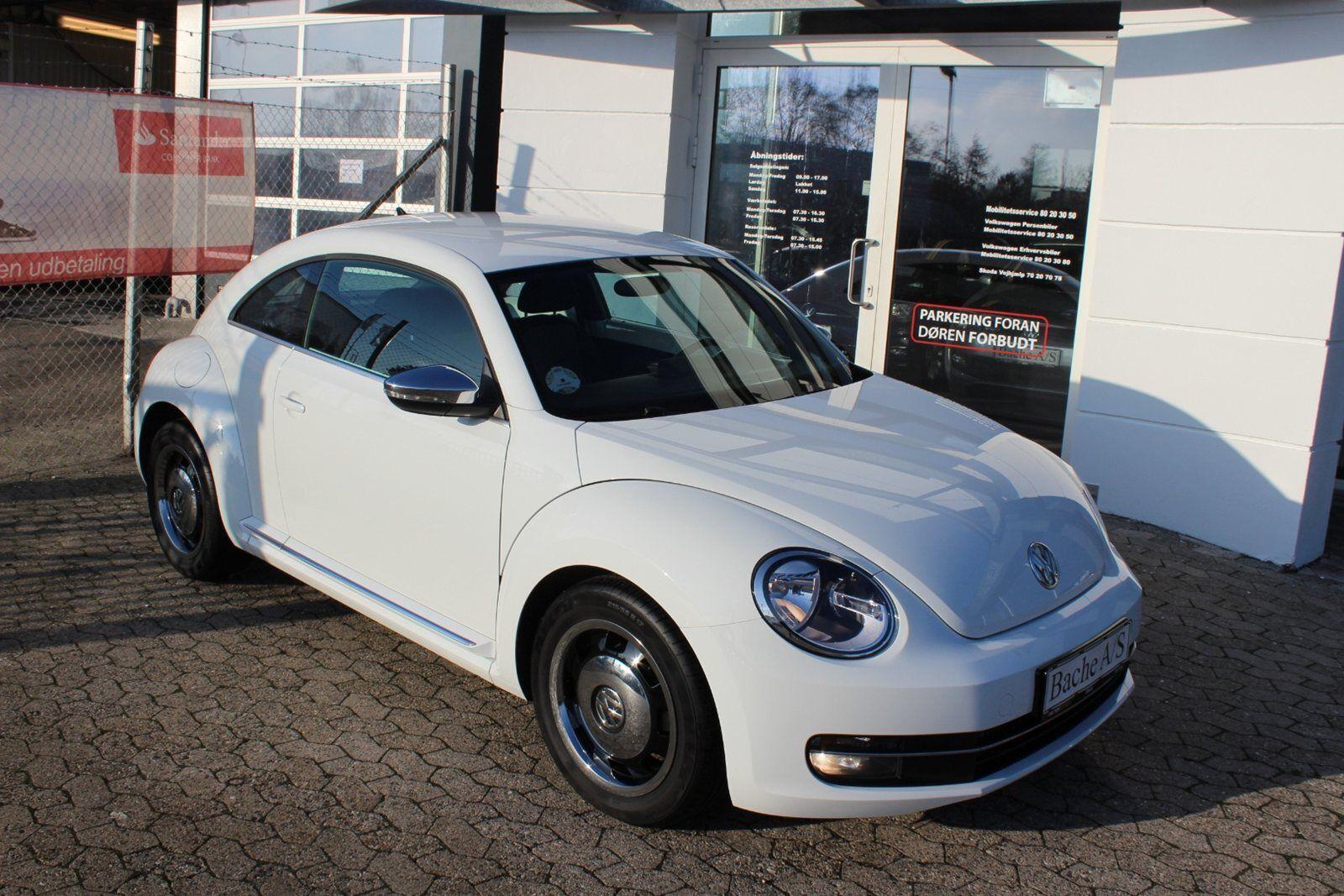 VW The Beetle 1,2 TSi 105 Life 2d - 179.800 kr.