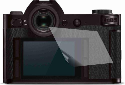 2x proteggi schermo anti riflesso per Leica SL CrystalClear LCD Screen Guard 2x