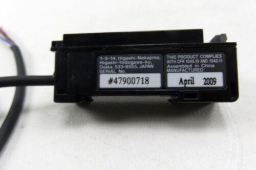 Keyence LV-21AP Digital Laser Amplifier Used