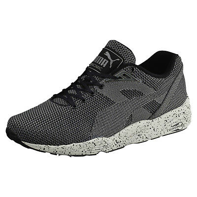 PUMA TRINOMIC R698 KNIT MESH Gris Sneakers Homme Baskets Mode 361659 01   eBay