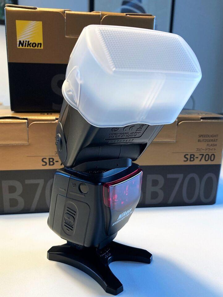 NIKON, SB-700, Perfekt