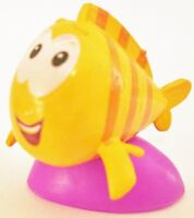 Mr Grouper Nickelodeon Tv Bubble Guppies Pvc Toy Figure Cup Cake Topper Figurine