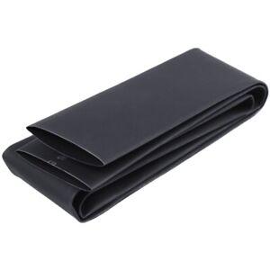 35mm-Dia-1-Meters-Black-Polyolefin-Heat-Shring-Shrable-Tubing-B9Y9