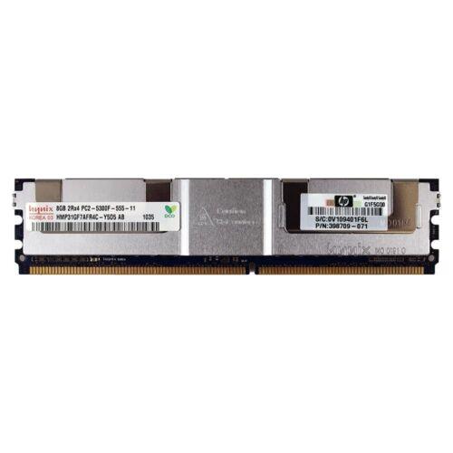 64GB 4RX4 RAM MEMORY PC2-5300F FB PowerEdge 1900,1950,1955,2900,2950,6900 8x8GB