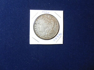1900 Morgan Dollar (cs)