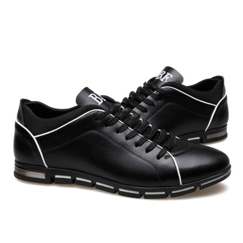 Fashion Mens Running Sports Shoes Breathable Casual Lace Up Athletic Sneakers SZ