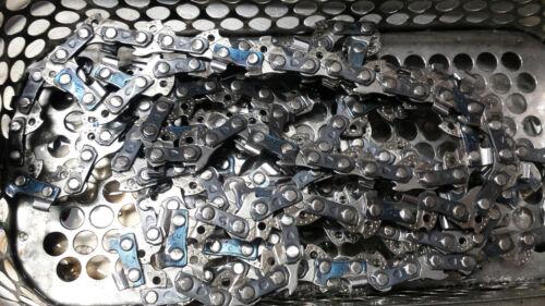 6 Sägeketten Kette schärfen alle Hersteller mit Ultraschallreinigung vom Profi