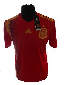 Maillot de Foot Coupe du Monde Neuf Espagne size L