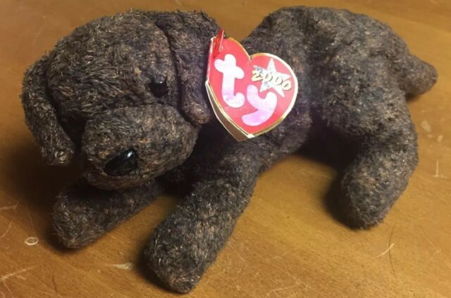 d00cfac2061 Ty Beanie Baby - Fetcher The Dog for sale online