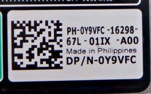 Dell Y9VFC 750W Emerson Power Supply Unit PSU For R630 R730 730Xd T430 630