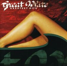 Great White - Greatest Hits [New CD] Great White - Greatest Hits [New CD] Remast