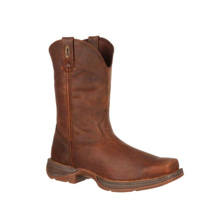 Durango Rebel Brown Pull-On Western Boot DB5444