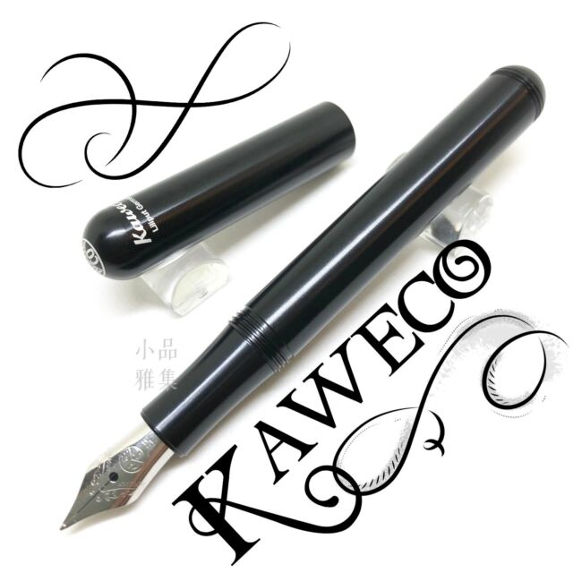 Extra Fine Point Kaweco Liliput Fountain Pen 10000868 New Gift Box Brass