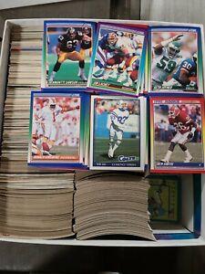 Full Box Of Football Cards