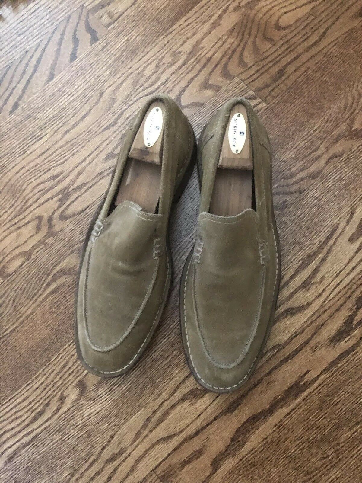 Cole Haan Suede loafer Mens