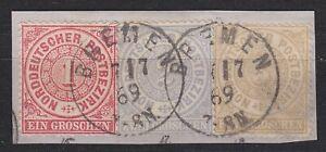 NDP-MiNr-16-18-auf-einem-Briefstueck-als-Dreifarbenfrankatur-K1-Bremen