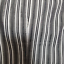 Versace-Collection-Trend-Men-039-s-Gray-Striped-Dress-Shirt-Size-18-5-Flawed thumbnail 6
