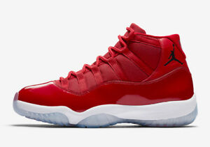 Details about 2018 Nike Air Jordan 11 XI Retro size 10.5. Red White. Win  Like 96. 378037-623. 1ae20e386