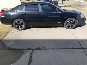 V8 Impala SS  Bose and leather