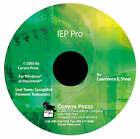 IEP Pro by Lawrence E. Steel (CD-ROM, 2005)