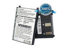 3.7V battery for Lawmate H2L0125AKBAH, PV-500 DVR Recorder Li-ion NEW