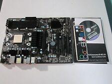 Asrock 970 Extreme3 R2.0 Motherboard + AMD Phenom II x3 740