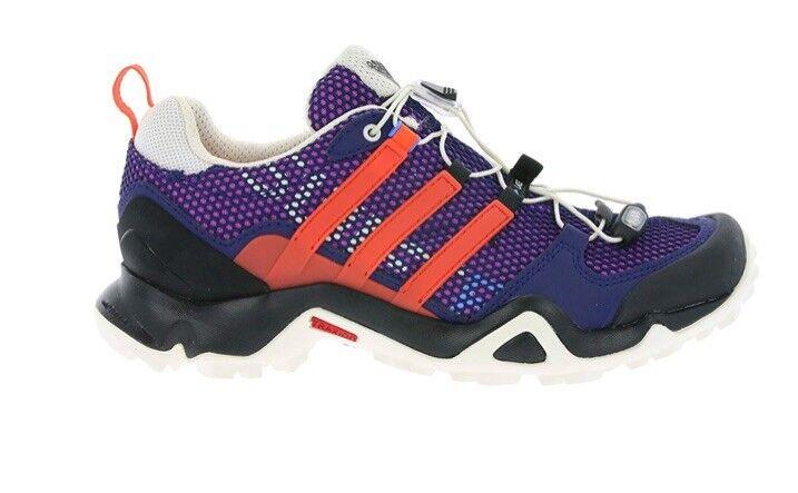 cd3c4743b26 NWT Box Womens Sz 7 ADIDAS Terrex Swift R M29455 Purple Trail Running shoes.  Adidas CF Advantage CL White ...