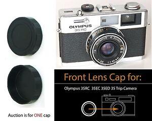 Push-On-Camera-Lens-cap-for-Olympus-35RC-35-RC-35-EC-35-ED-35-ECR-Trip-Camera