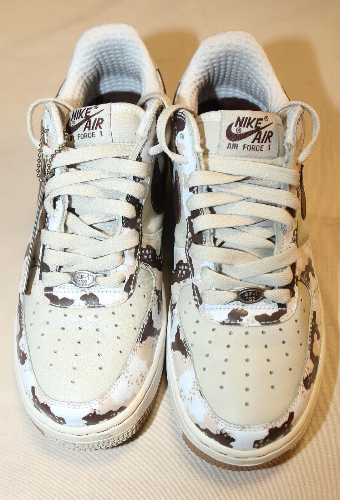 Nike Air Force 1 Premium AF-1 82 Low Men's Shoes Sneakers Sz. 8 New