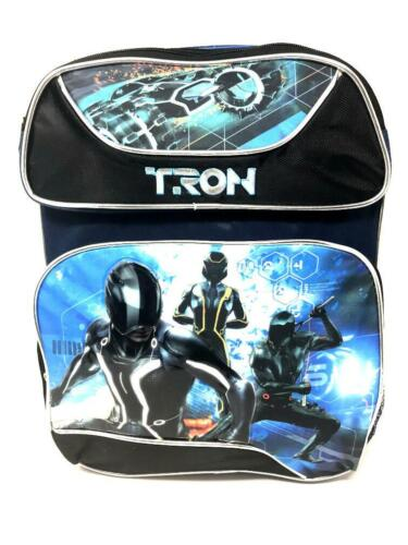 "Authentic Brand New. Disney Tron 16/"" Large Backpack"