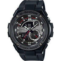 Casio Men's G-Steel GST210B-1A Super Illuminator Watch
