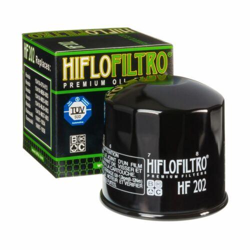 rc29 Filtre à huile HIFLO Année de construction 87 Honda VT 750 C Shadow