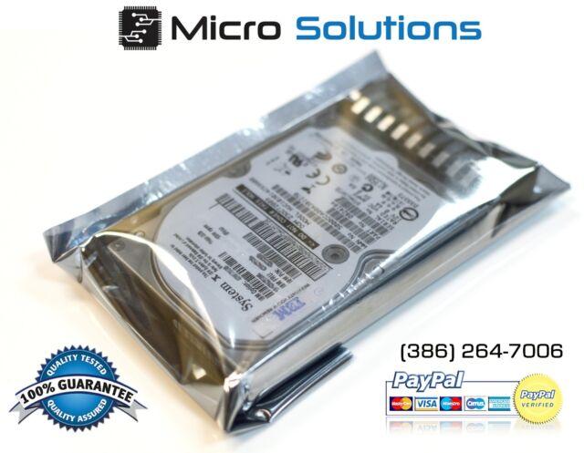 """IBM 2TB 7200 RPM 6GB 3.5"""" SAS 00W1152 00W1155 90Y9000 HARD DRIVE HDD"""