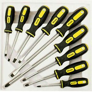 9PCS-Conjunto-de-Herramientas-Magnetico-Destornillador-de-precision-aislado-manijas-ergonomicas