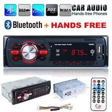 1 DIN Car Radio DAB+ Bluetooth MP3/AUX/SD/USB Stereo Audio Player Handsfree