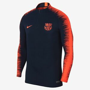 Veste Nike FC Barcelone 2018 2019 enfant Obsidian Noble red