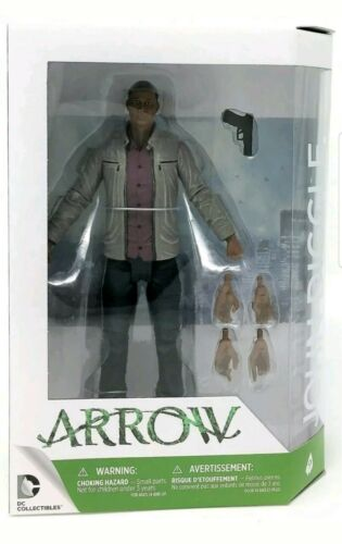 Season 3 Action Figure Toy DC Collectibles The Arrow John Diggle Spartan