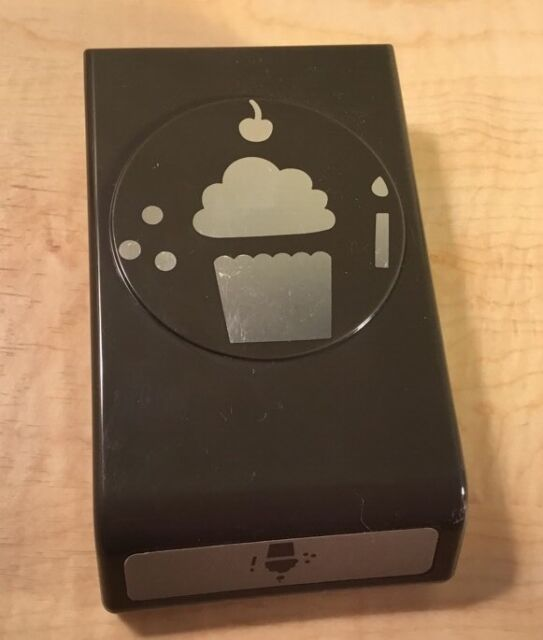 Stampin Up Build a Cupcake (Cup Cake) Paper Punch (Used)