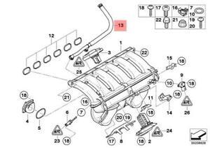 e90 intake manifold