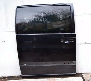 Details about Mercedes Viano Sliding Door Right Side W639 Vito Black O/S  Sliding Door 2010