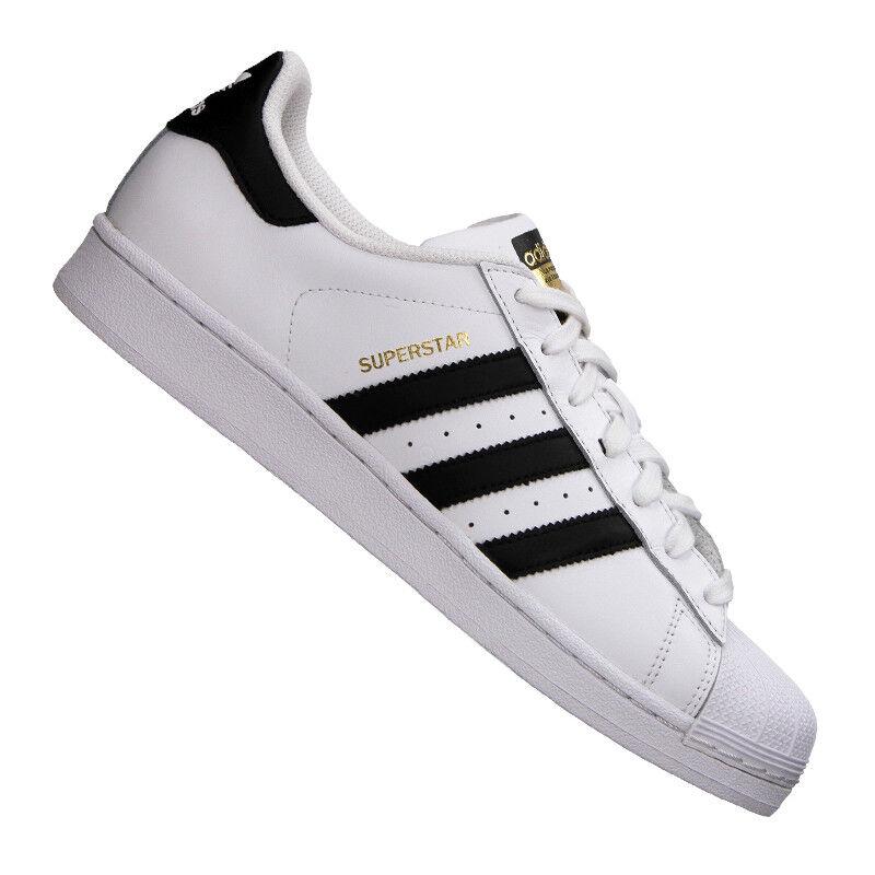 ADIDAS ORIGINALS superstar cortos blanco blanco cortos negro 66356f