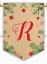 Joyeux-Noel-Fete-Bunting-Decoration-Noel-Banniere-Guirlande miniature 3