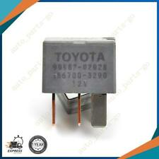 131-Toyota// Lexus 4-Pin Black Relay 90987-02010 Denso 156700-0060 ISO M4-S Japan