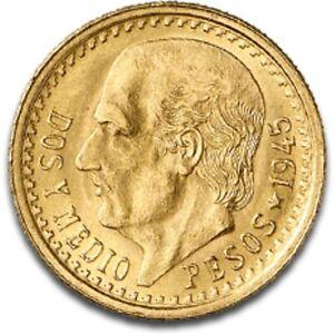 2-5-pesos-or-Mexique-1945-Gold-coin-Mexico