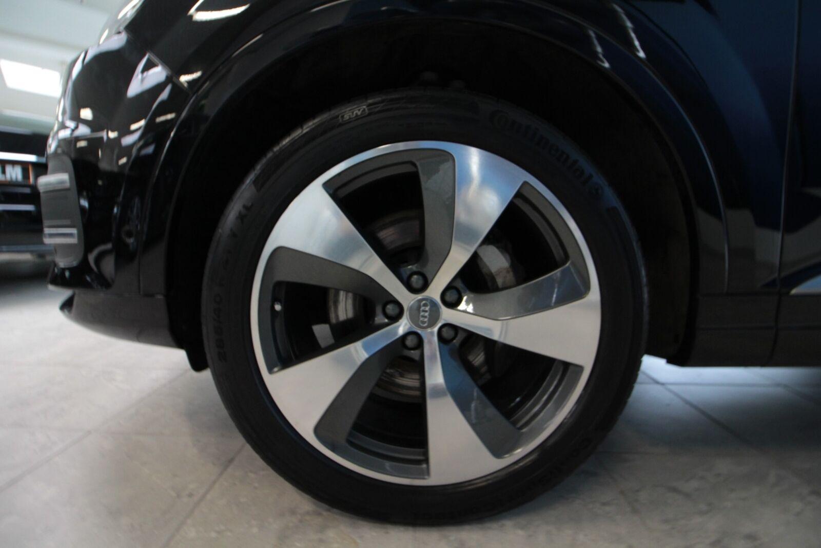 Audi Q7 TDi 272 quattro Tiptr. 7prs