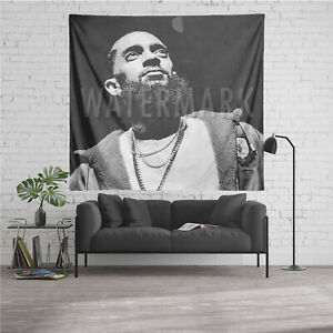 24x36 Nipsey Hussle poster wall art home decor photo print 16x24 20x30
