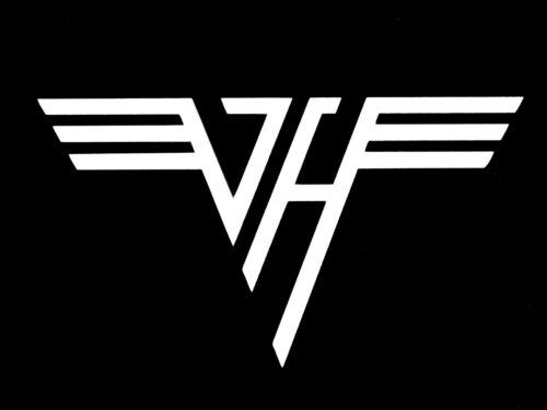 Van Halen Rock Music Group Band Vinyl Decal Sticker 71065z