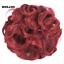 XXL-Scrunchie-Haargummi-Haarteil-Haarverdichtung-Hochsteckfrisur-Haar-Extension 縮圖 47