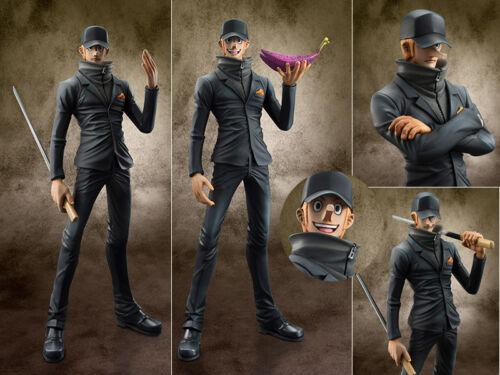New One Piece Portrait of Pirates POP Kaku Figurine Figure 23cm No Box