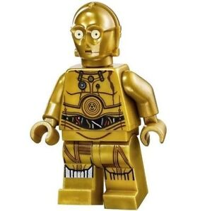 Lego-Star-Wars-C3PO-C-3PO-From-75059-NEW-and-Rare